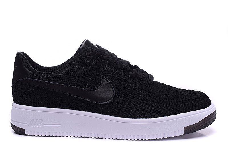 air force one noir femme