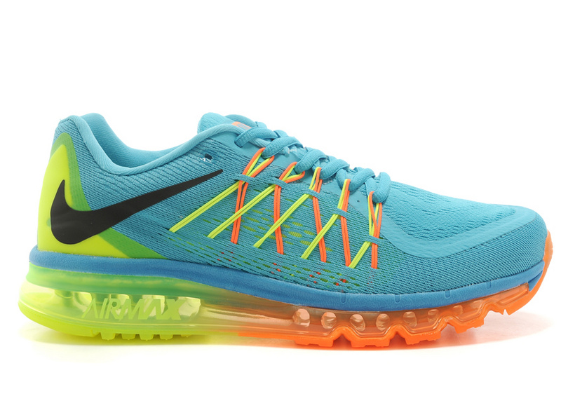 fashion style best shoes the cheapest basket pas cher nike,air max 2015 verte et orange femme ...