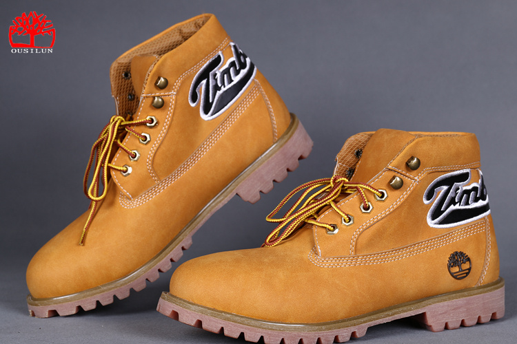 Boots Timberland Homme Soldes
